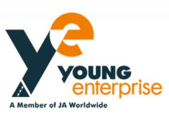 Young Enterprise logo - YE