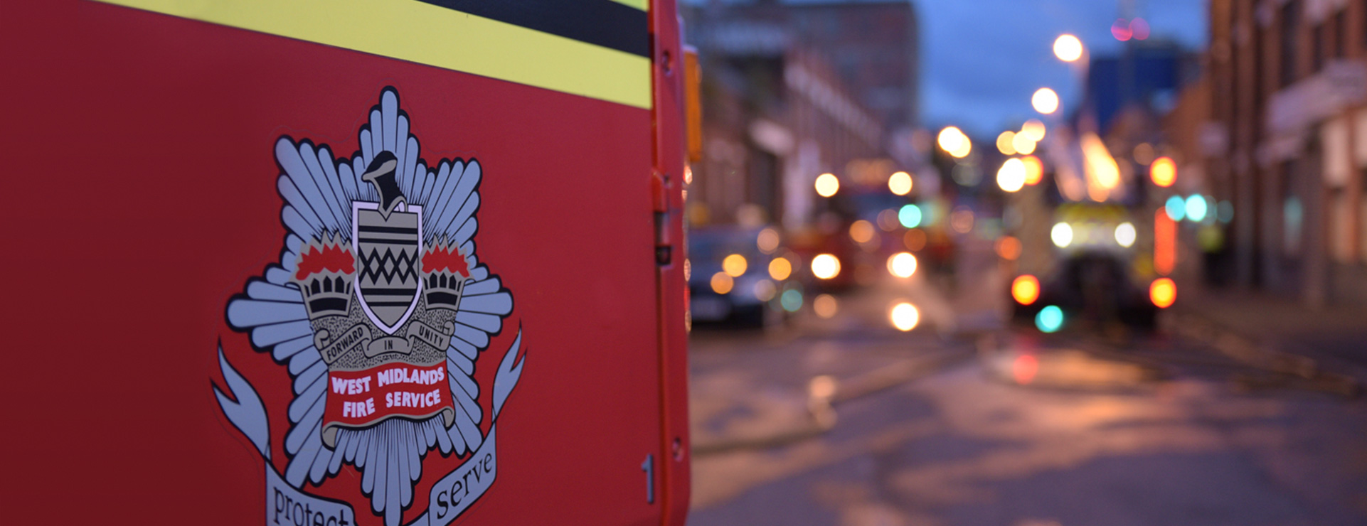 West Midlands Fire Service case study
