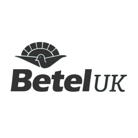Betel UK logo (grey)