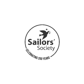 Sailors' Society logo (grey)