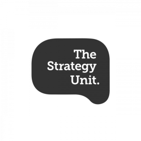 The Strategy Unit logo – grey