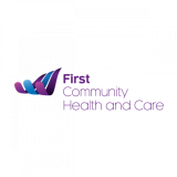 First Community Health and Care logo